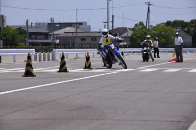 29年度~第50回二輪車安全運転徳島県大会の結果